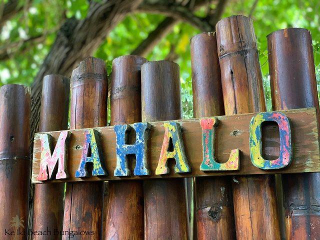We've got one word for all of our cherished ohana/guests on this very special day 😊🤙🏽 . . #mahalo #keikibeachbungalows #keikibeach #northshoreoahu #northshore #pupukea #oahu #hawaii #hawaiilife #luckywelivehawaii #luckywelivehi #instahawaii #hawaiiunchained #808 #808life #808state #ohana #beachbungalow #endlesssummer #islandlife #islandliving #aloha #livealoha #alohastate #alohavibes #alohastateofmind