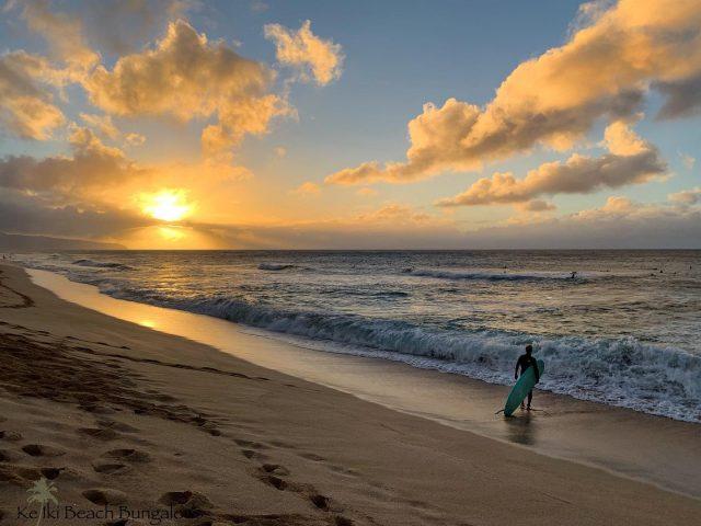 Here's to an amazing Easter weekend ahead 🌅 What do you have planned? . . #keikibeachbungalows #keikibeach #northshoreoahu #northshore #pupukea #oahu #hawaii #hawaiilife #luckywelivehawaii #luckywelivehi #instahawaii #hawaiiunchained #808 #808life #808state #surfhawaii #surflife #surfspot #endlesssummer #islandlife #islandliving #aloha #livealoha #alohastate #alohavibes #alohastateofmind